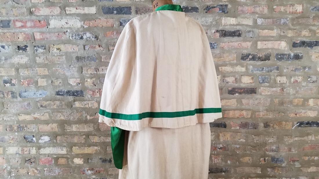 Knights Templar Full Length Vintage Jacket - 4