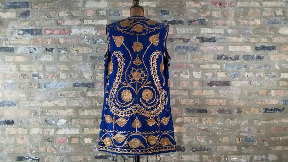 Vintage Embroidered Vest c.1930