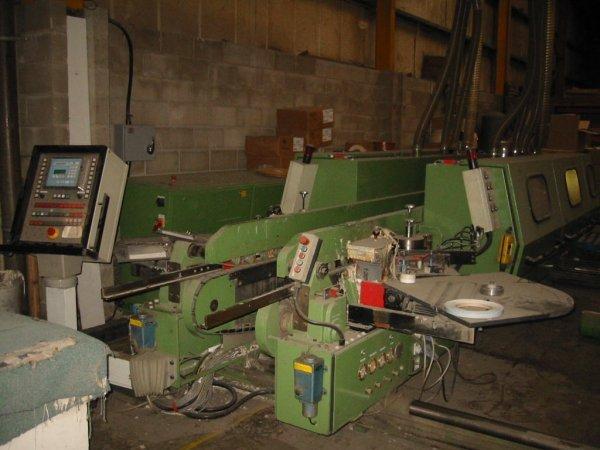 3: IMA Double Sided Edge Banding Machine