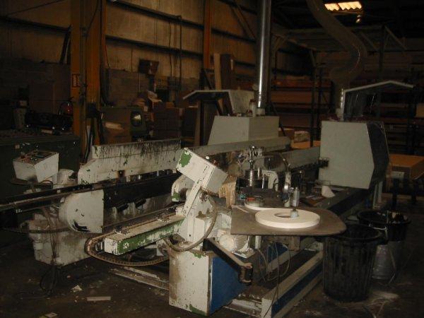4: IMA Double Sided Edge Banding Machine