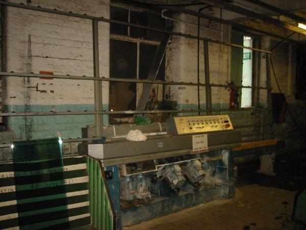 8: Foshan Glass Machinery Diamond Edge Grinding Machine