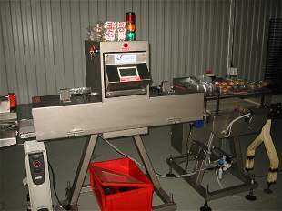 Clintex X-Ray Inspection Machine