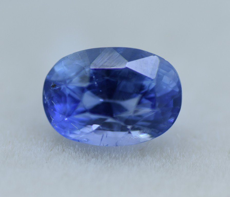 LOOSE NATURAL BLUE SAPPHIRE 3.07 CTS - 5