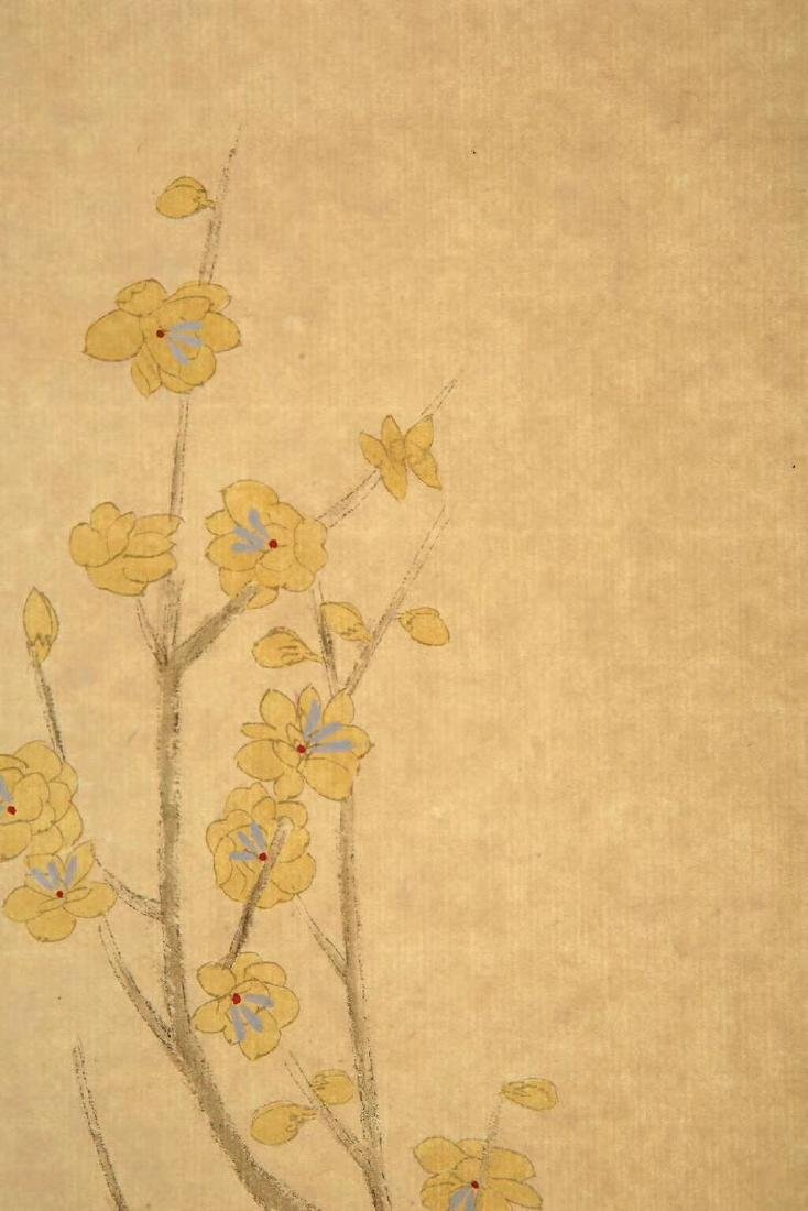 A XIEZHILIU TRADITIONAL CHINESE REALISTIC PAINTING - 3