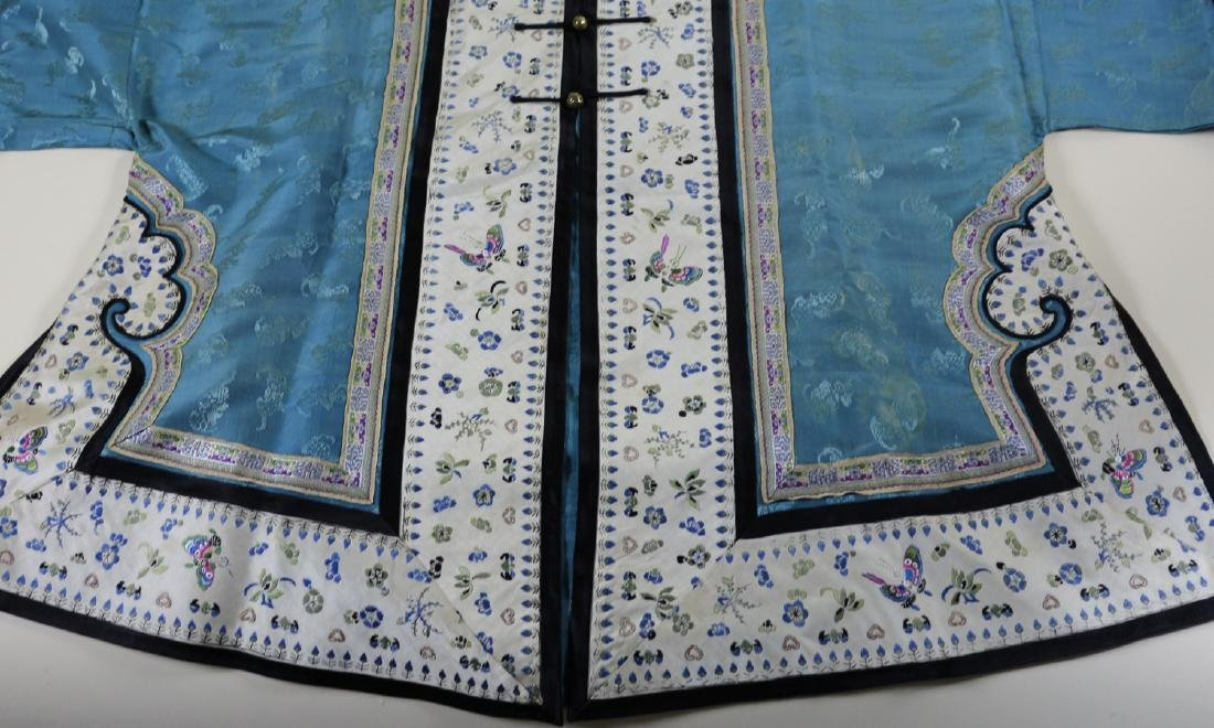 CHINESE EMBROIDERED ROBE - 2