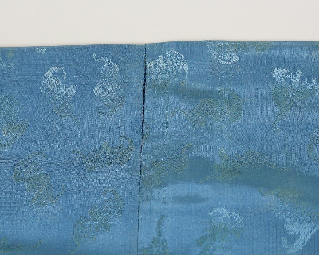CHINESE EMBROIDERED ROBE - 5