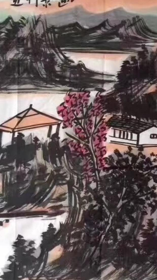 "CHAO HAI PAINTING ""LANDSCAPE PAINTING"" - 4"