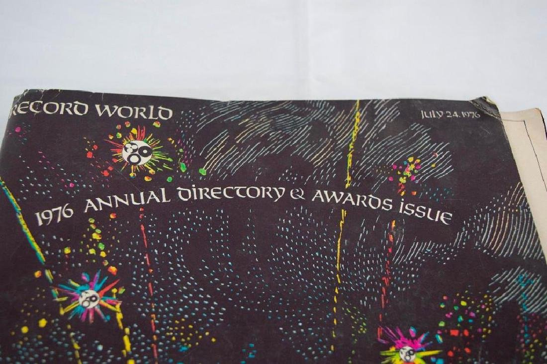RECORD WORLD 1976 Annual Directory & Awards Issue - 3