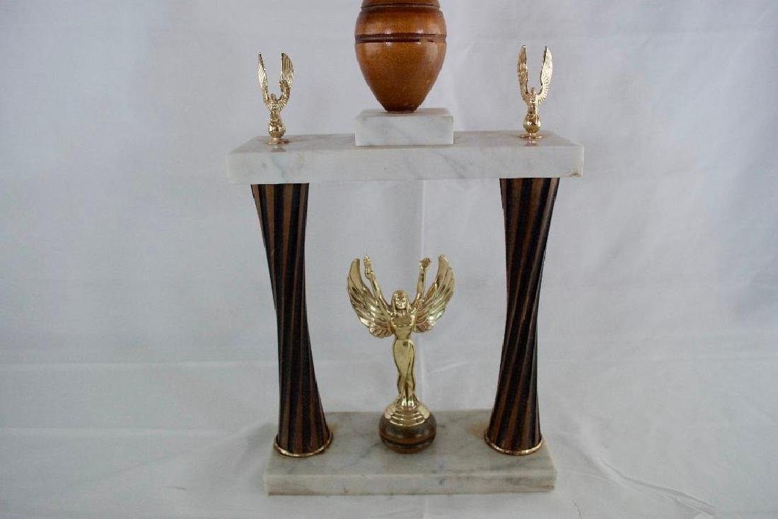 Two Vintage MOTOWN Bowling Trophies - 10