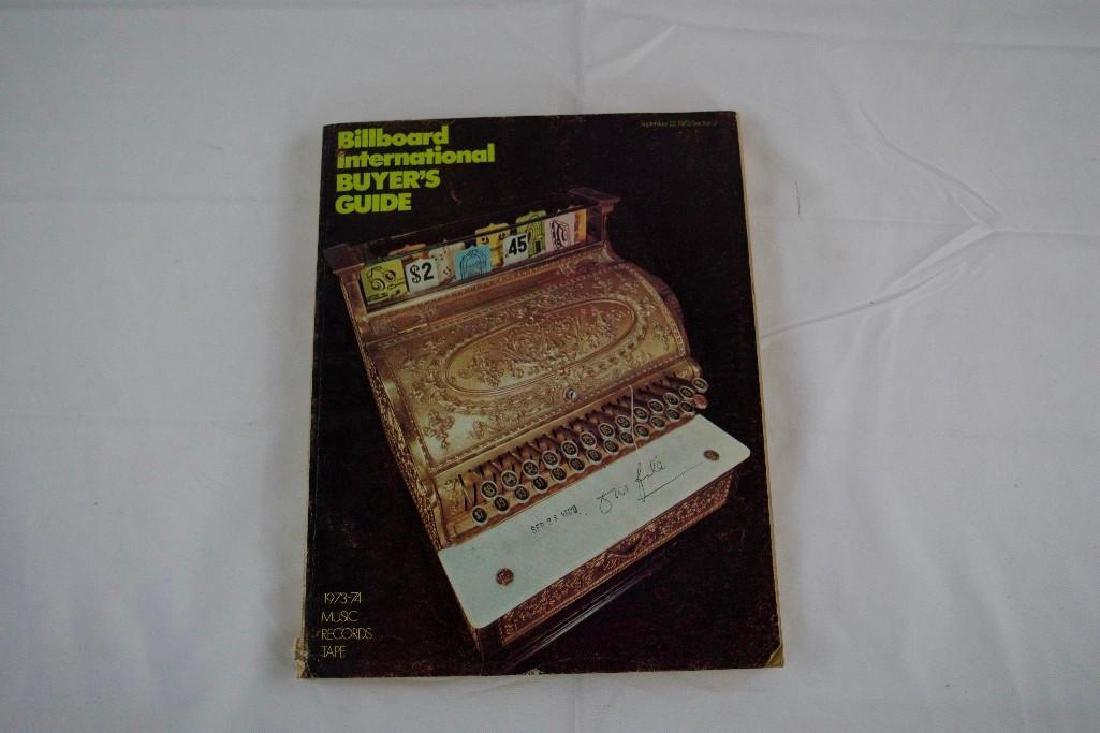 Billboard International Buyer's Guide 1973-74