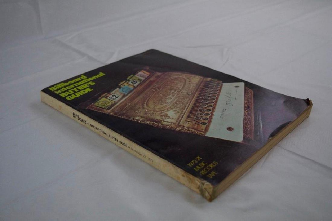 Billboard International Buyer's Guide 1973-74 - 2