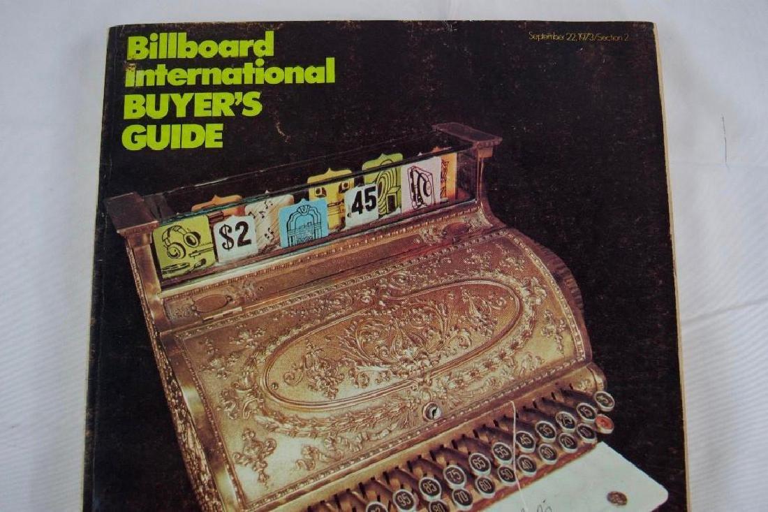 Billboard International Buyer's Guide 1973-74 - 3