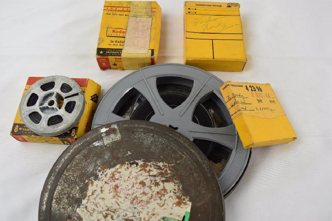 Berry Gordy Home Movies 8mm, 16mm - 2