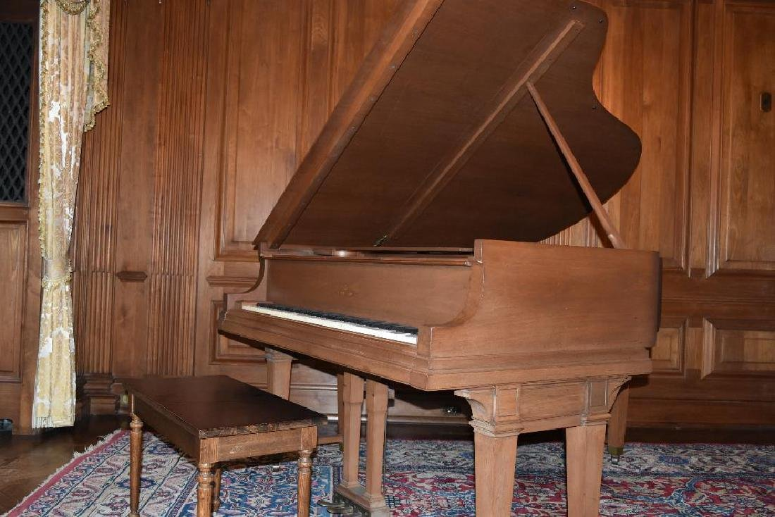 1927 Steinway & Sons Grand Piano Model XR - 2