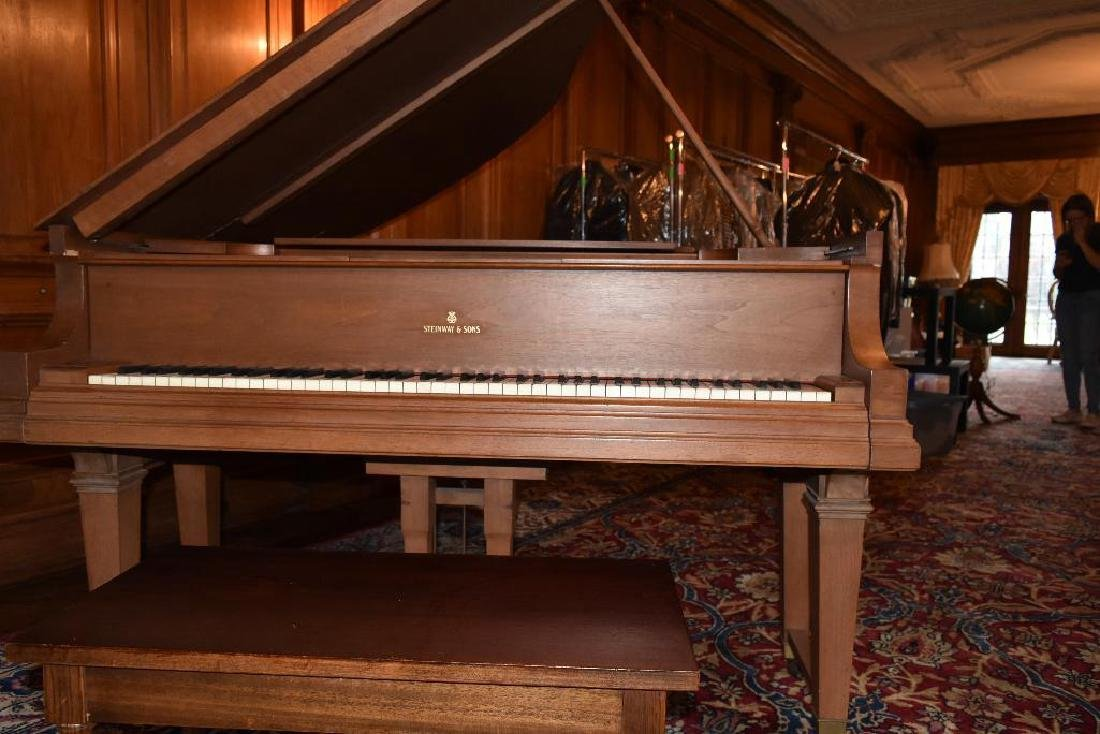 1927 Steinway & Sons Grand Piano Model XR - 3