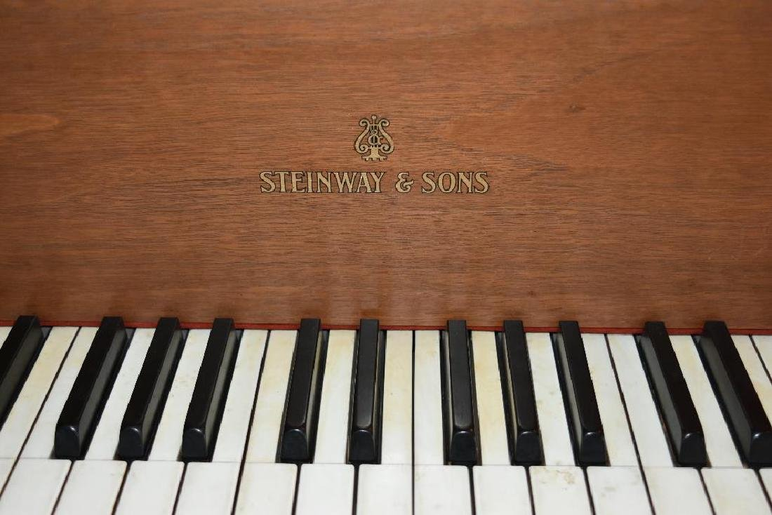 1927 Steinway & Sons Grand Piano Model XR - 4