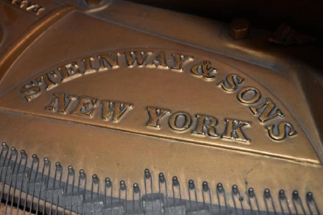 1927 Steinway & Sons Grand Piano Model XR - 9