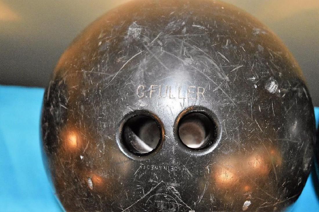 Berry Gordy Family Bowling Balls and 20 Grand Club Ball - 4