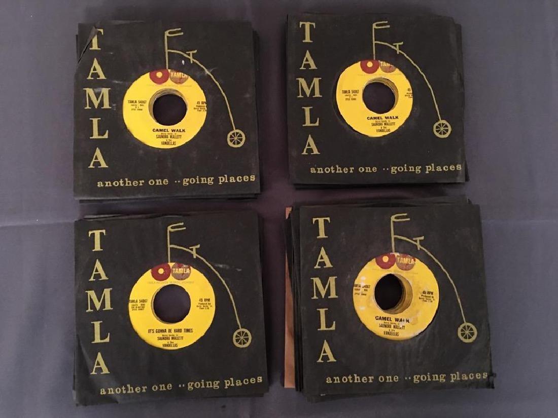 Saundra Mallett The Vandellas Camel Walk Tamla Motown - 3