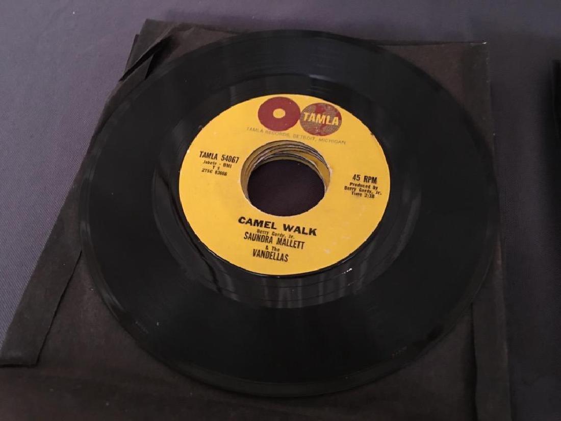 Saundra Mallett The Vandellas Camel Walk Tamla Motown - 4