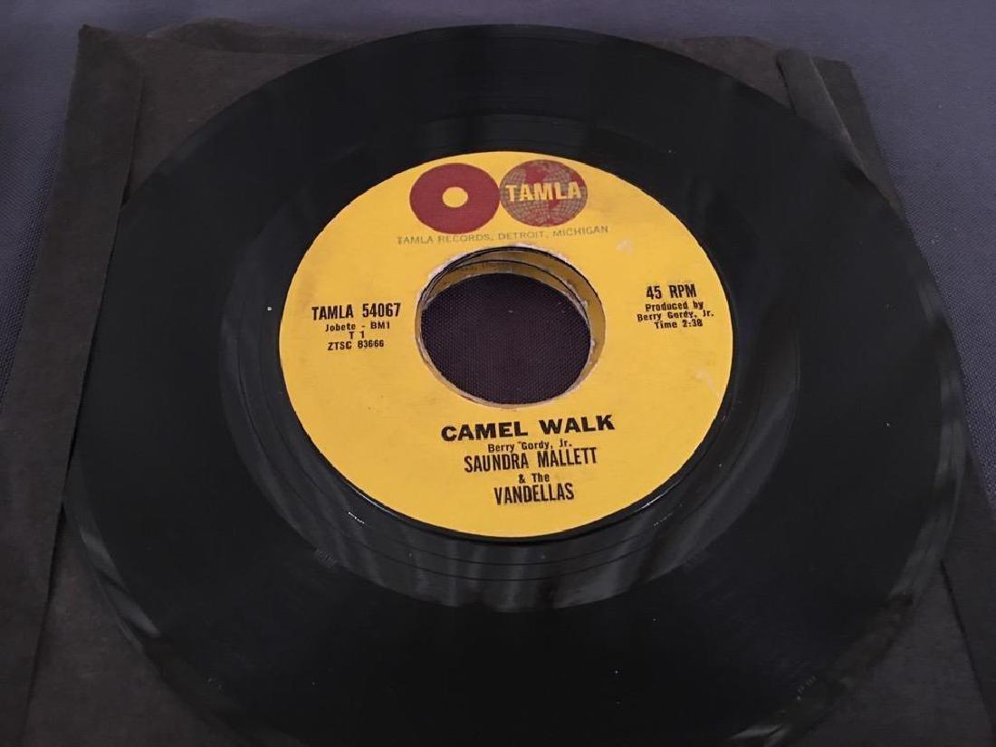 Saundra Mallett The Vandellas Camel Walk Tamla Motown - 5
