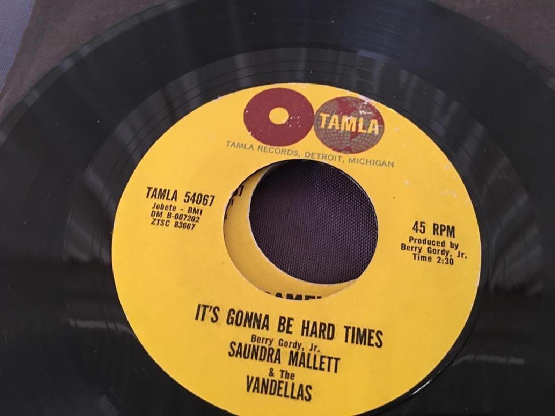 Saundra Mallett The Vandellas Camel Walk Tamla Motown - 6