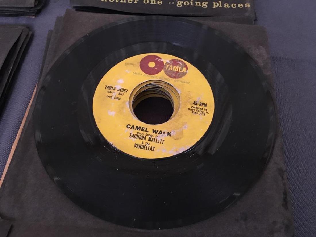 Saundra Mallett The Vandellas Camel Walk Tamla Motown - 8