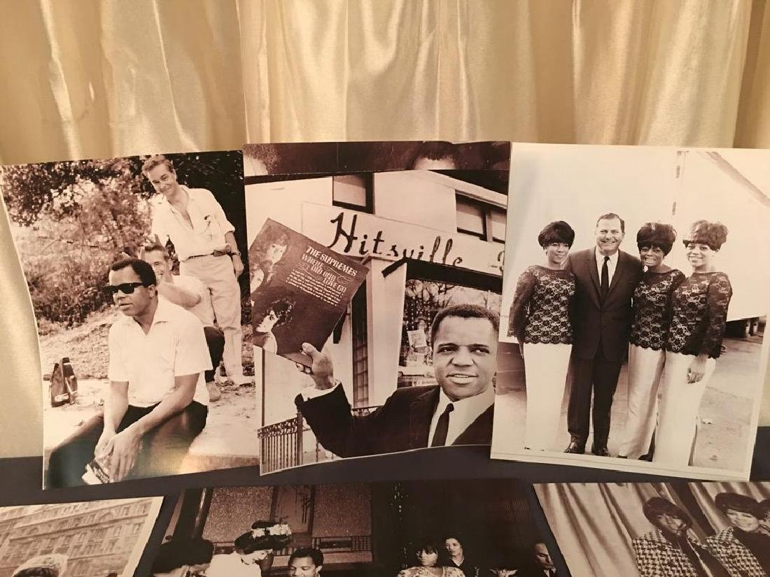 10 Motown Photographs from the Al Abrams Collection - 2