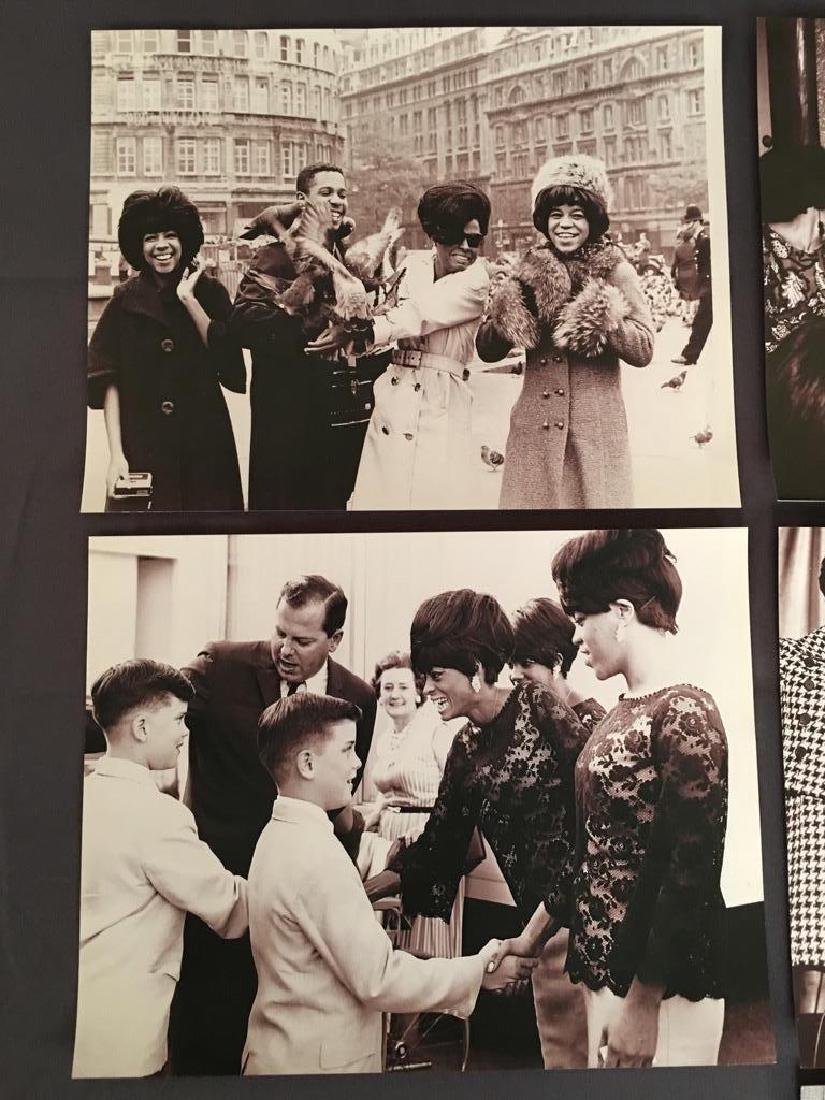 10 Motown Photographs from the Al Abrams Collection - 3