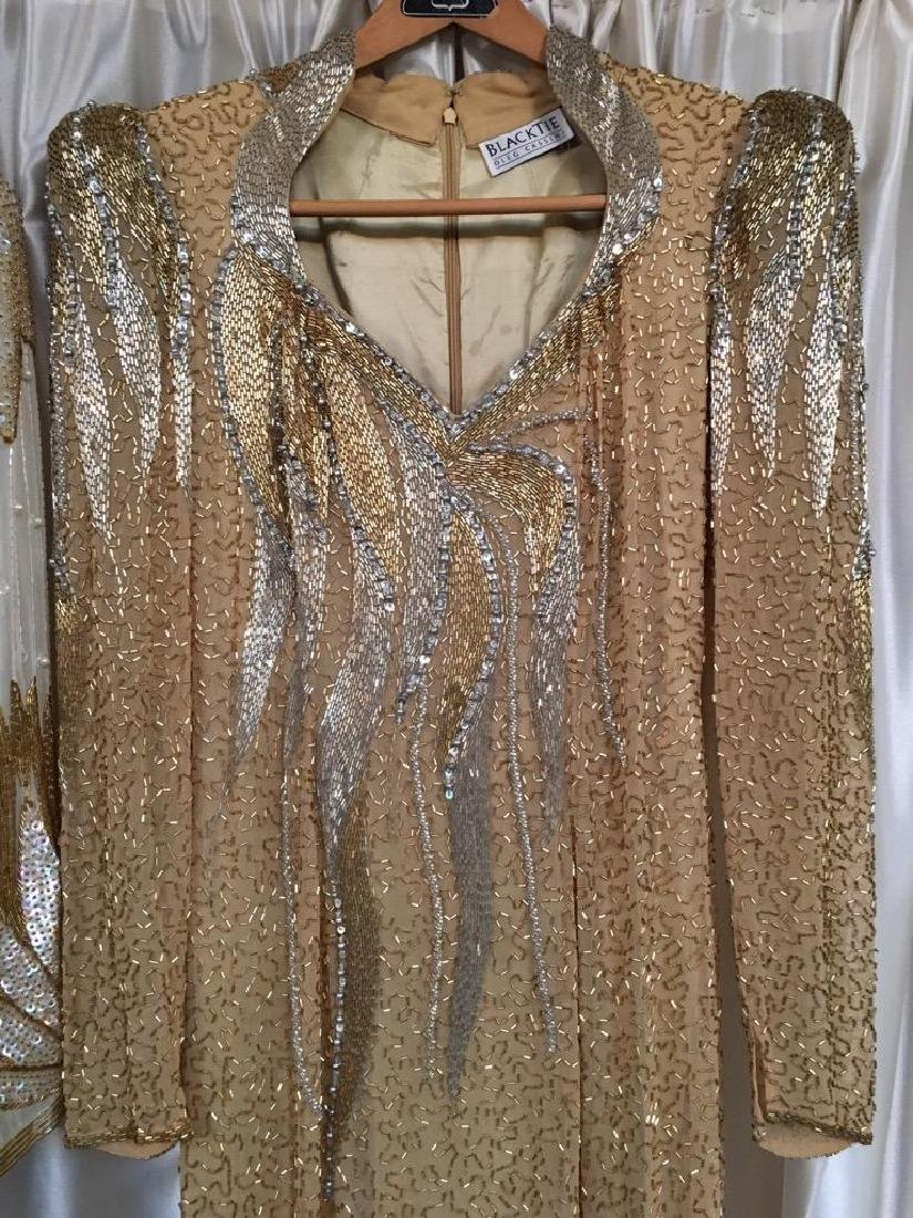Two Concert Gowns Worn by Laura Lee 1980s - 2