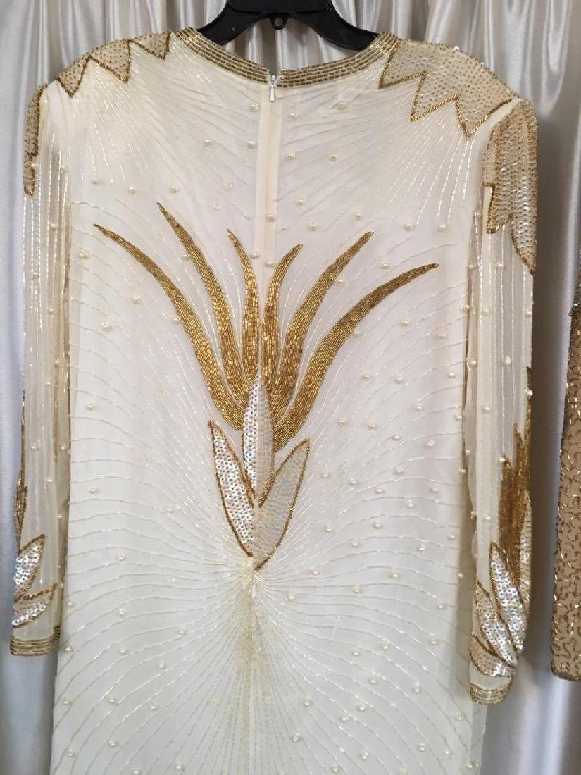 Two Concert Gowns Worn by Laura Lee 1980s - 7