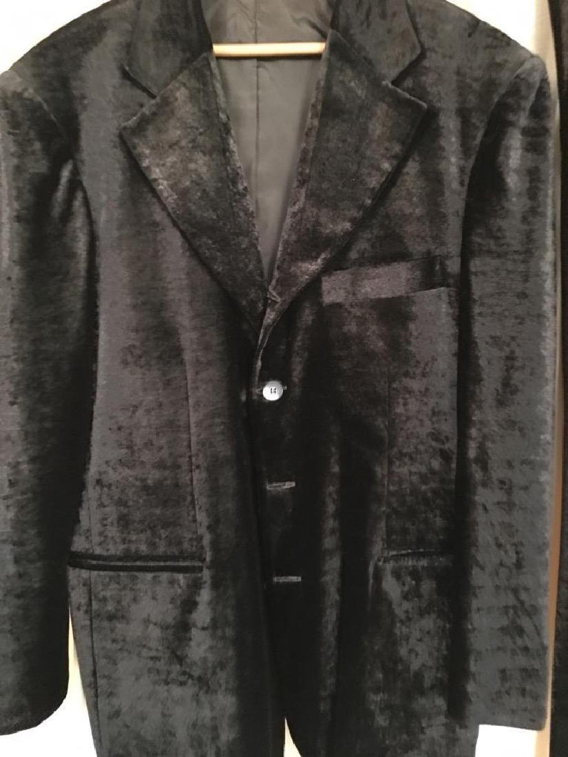 Velvet Concert Suit Worn By David Finley The Miracles - 2