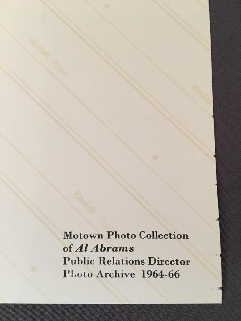 10 Motown Photographs from the Al Abrams Collection - 6