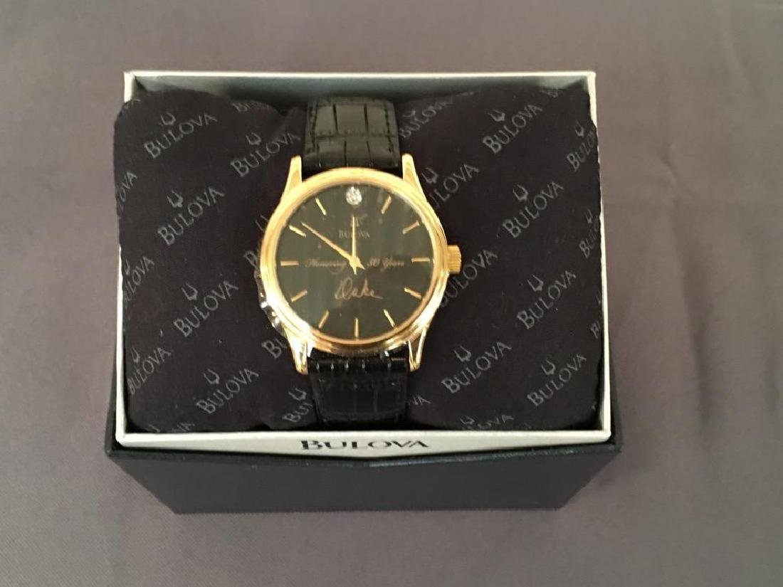 Bulova Motown 50 Year Anniversary Watch Duke Fakir