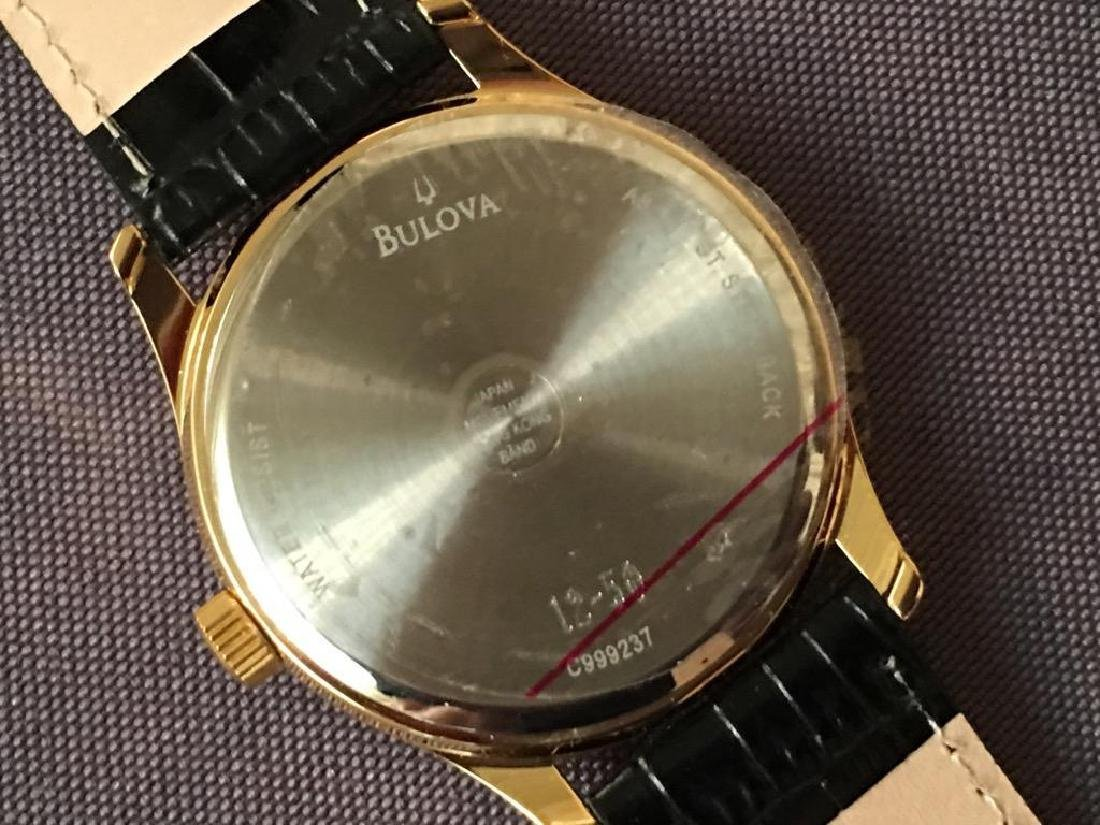 Bulova Motown 50 Year Anniversary Watch Duke Fakir - 3
