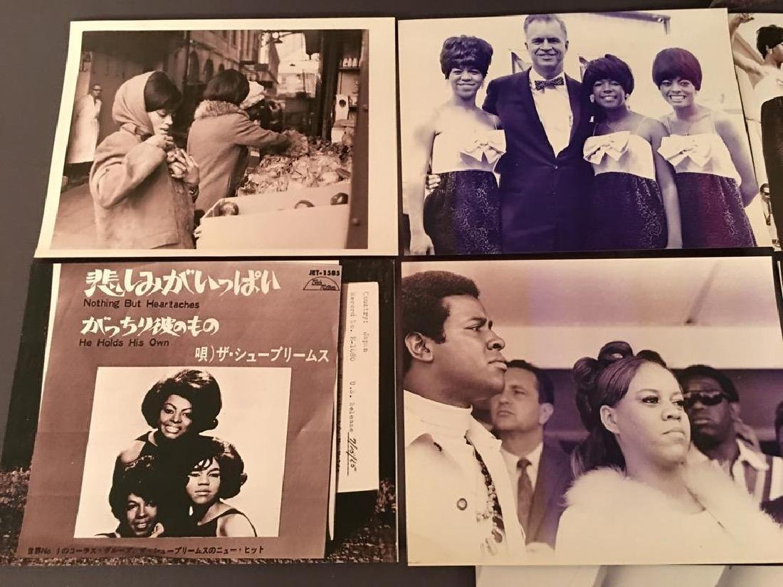 9 Motown Photographs from the Al Abrams Collection - 3