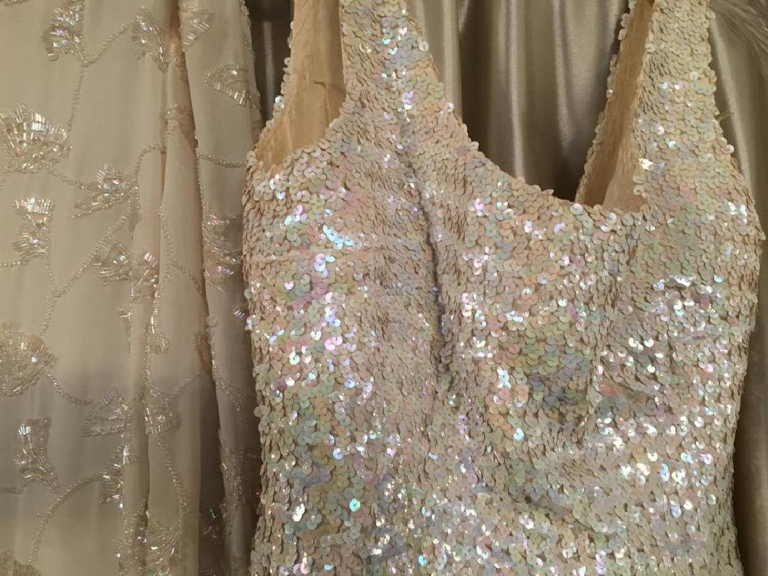 Two Vintage Sequin Dresses Found in Motown Mansion - 4