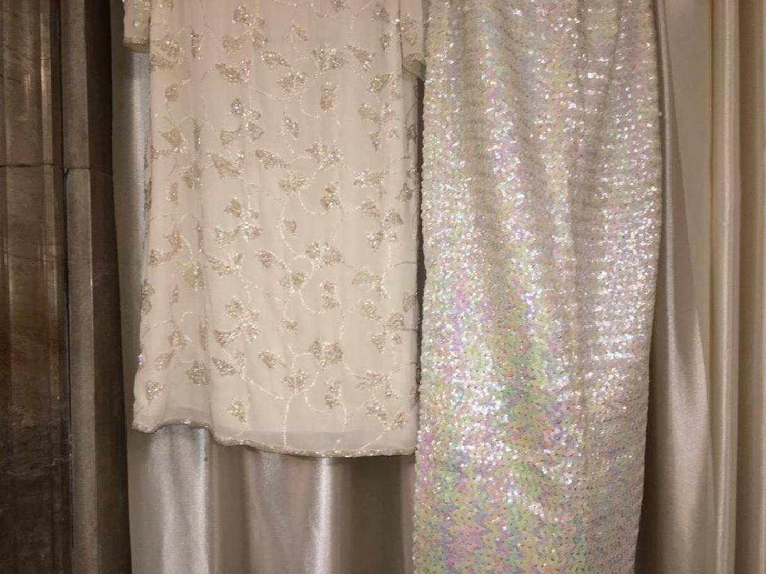 Two Vintage Sequin Dresses Found in Motown Mansion - 6