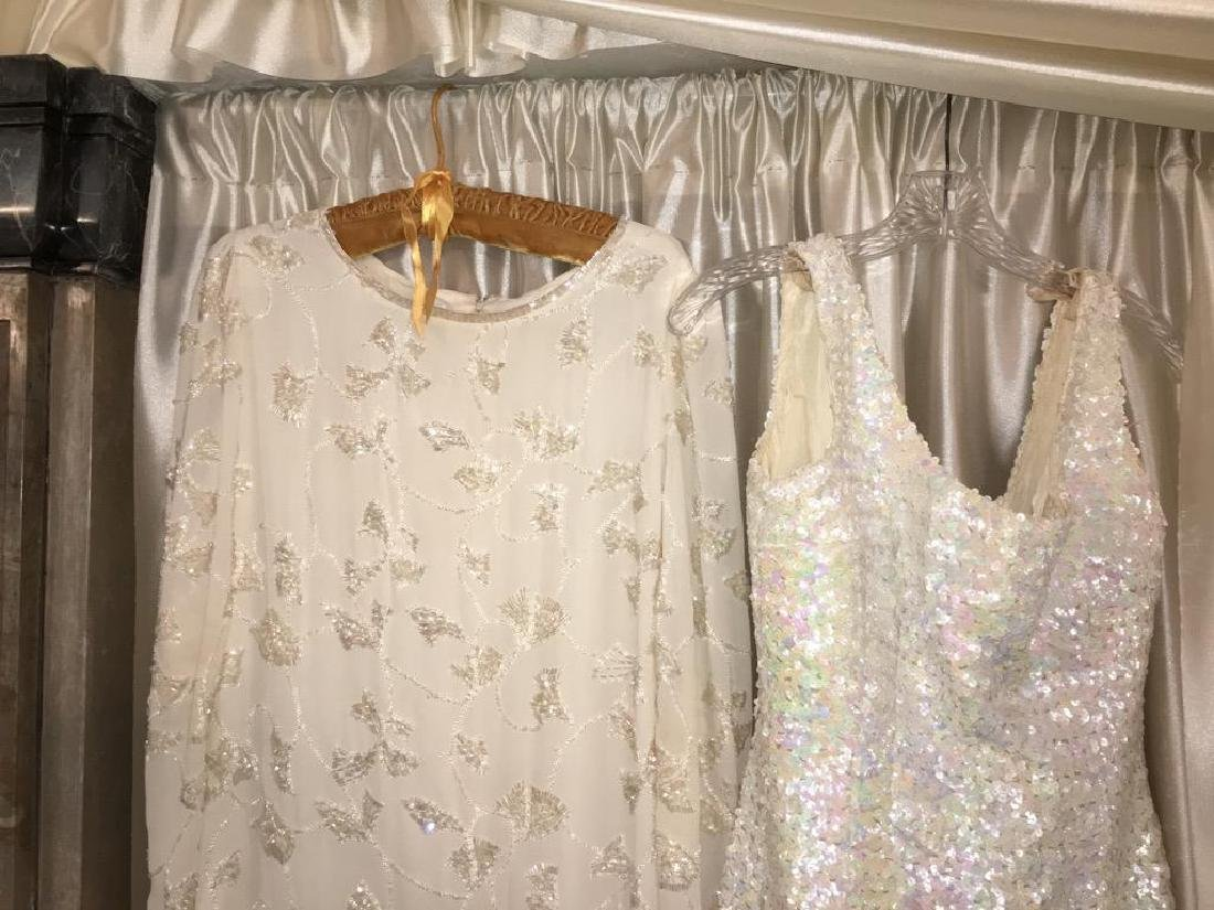 Two Vintage Sequin Dresses Found in Motown Mansion - 7