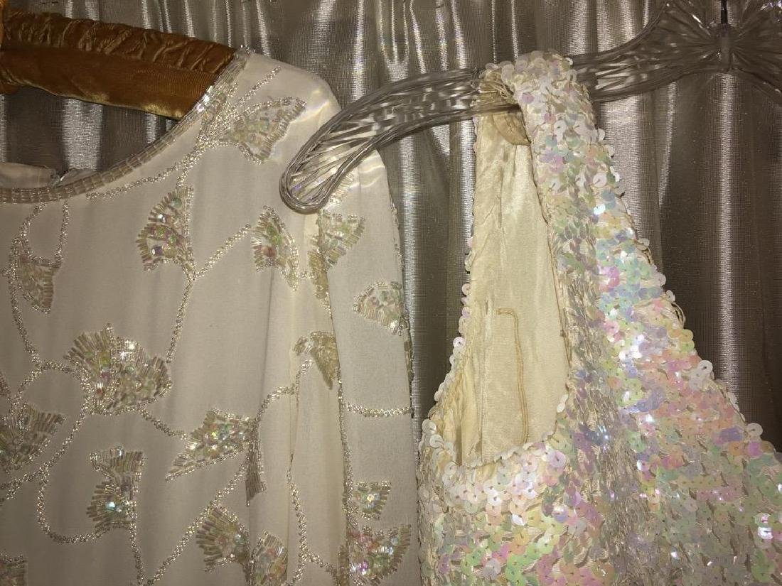 Two Vintage Sequin Dresses Found in Motown Mansion - 8