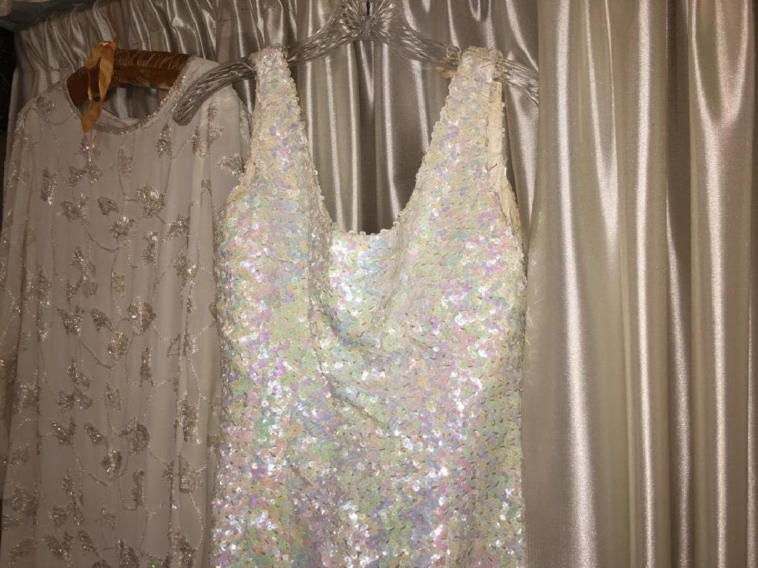 Two Vintage Sequin Dresses Found in Motown Mansion - 9