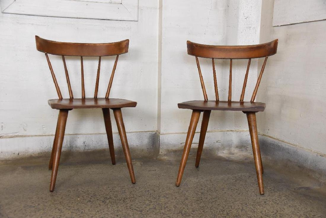 Two Paul McCobb Planner Group Chairs