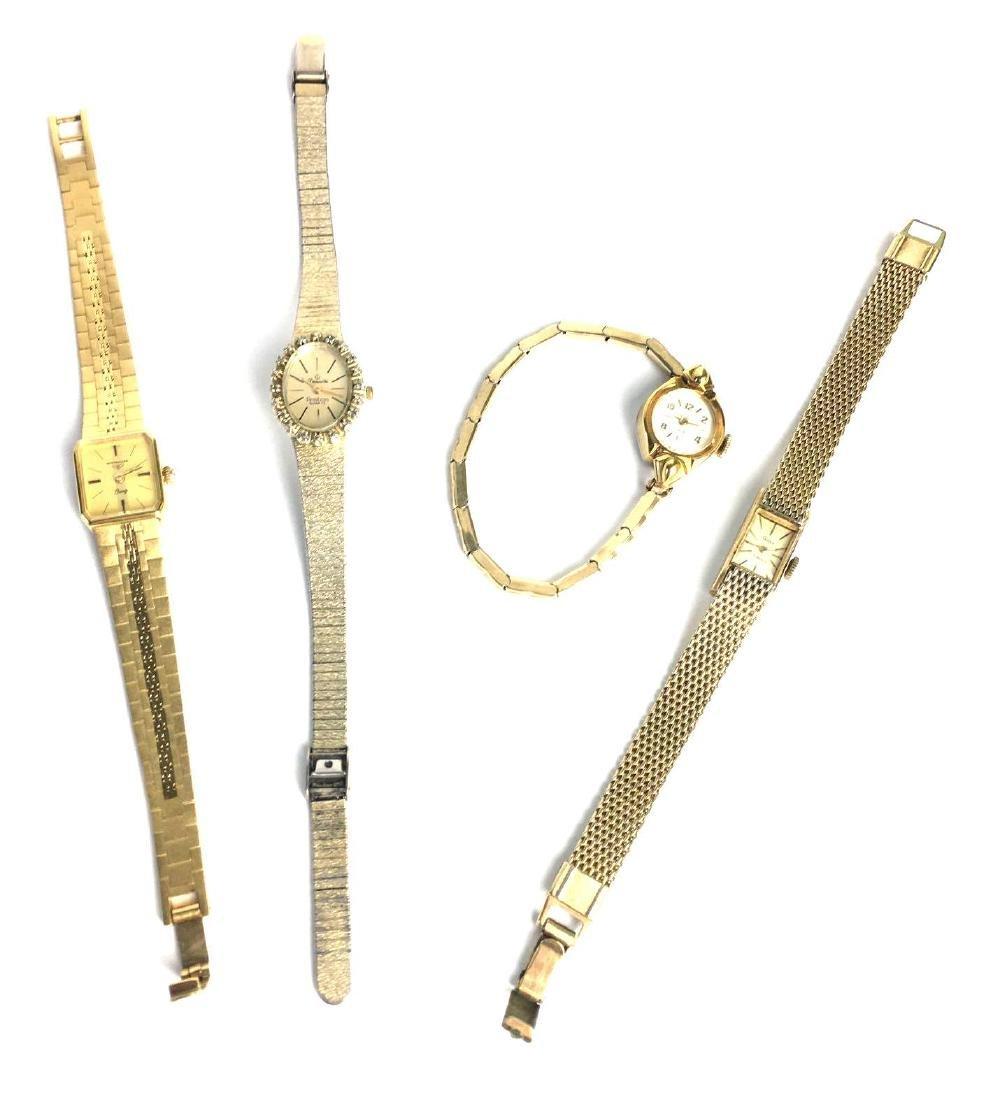 Lot of 6 Vintage Ladies' Watches