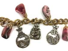 Far East Charm Bracelet