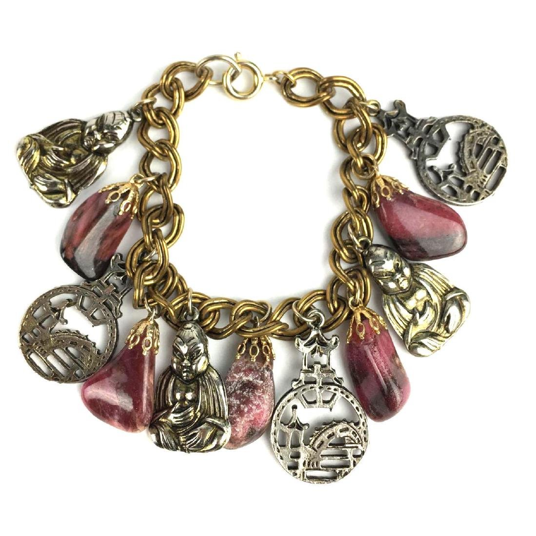 Far East Charm Bracelet - 2