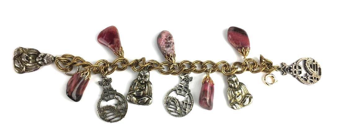 Far East Charm Bracelet - 3