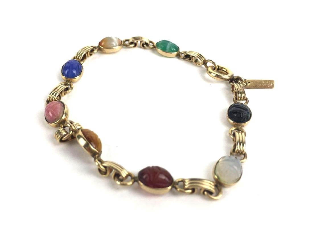 Alice Caviness Gold Filled Bracelet