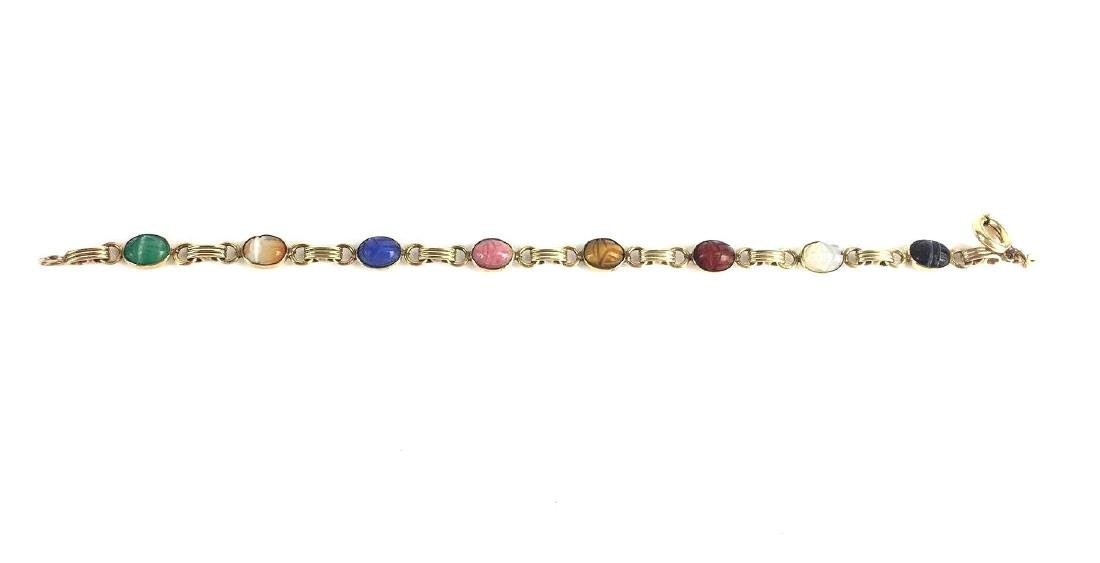 Alice Caviness Gold Filled Bracelet - 3