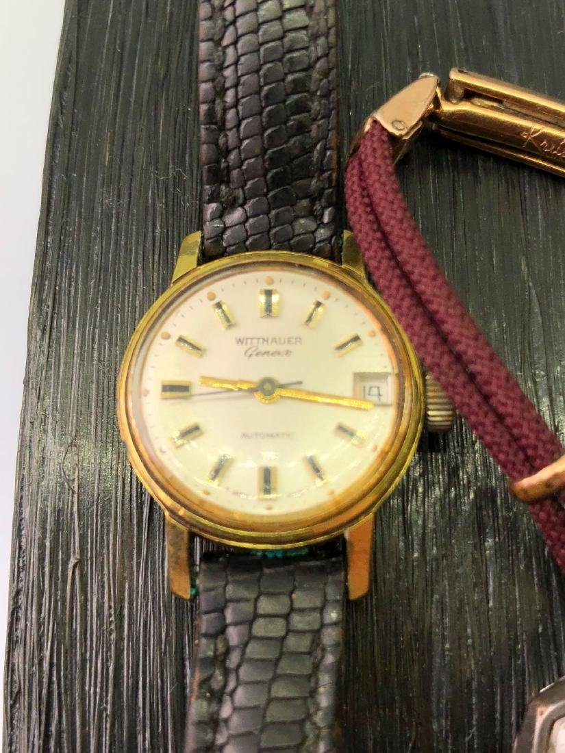Lot of Three Vintage Ladies Watches - 2