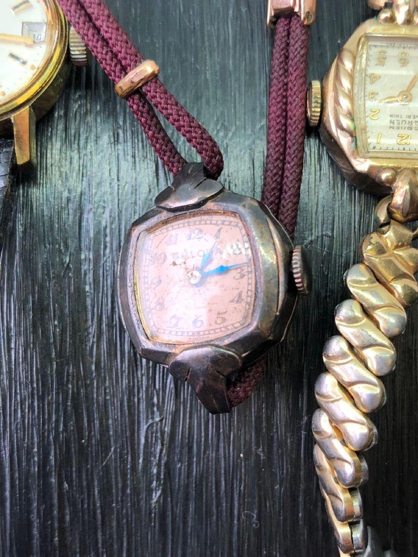 Lot of Three Vintage Ladies Watches - 3